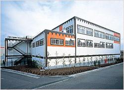 生産加工工場の画像
